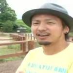 【ゲイ動画】人気の筋肉ノンケイケメンモデル、村上武と牧場イチャイチャデートしてみよう♪