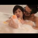 【ゲイ動画】筋肉系眼鏡イケメンとジャニーズ系美少年カップルが交互にフェラチオし合う優しいアナルセックス!