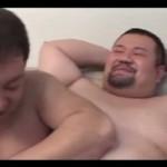 【ゲイ動画】メガサイズイケメン大集合! 肉が震えてチンコが踊るガチムチ・ぽっちゃりオムニバス!
