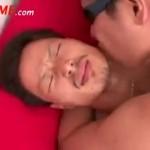 【ゲイ動画】既婚者限定ファック! 筋肉イケメンパパたちが妻の事を忘れてアナルセックスに没頭!