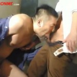 【ゲイ動画】仕事の疲れはアナルファック一発で飛ばせ! 筋肉系リーマンの熱すぎるアナルファック!