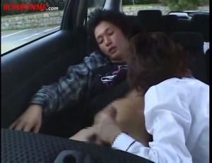 【ゲイ動画ビデオ】熱々美少年カップル、デートの後は自宅でキス、そして濃厚フェラチオと合い溢れるペッティング!