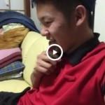 【Vine動画】スジ筋童顔イケメンが早脱ぎでモロチン巨根を見せたったw