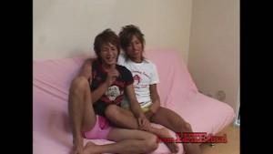 【ゲイ動画】スリ筋のギャル男やイケメンが巨根を舐め合い、騎乗位で引き締まったお尻を上下させる! LUXE final