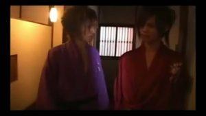 【ゲイ動画】ジャニーズ系童顔美少年の男娼花魁。娼館に渦巻くBL愛憎劇!