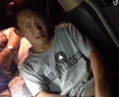 【Vine動画】車中でガチオナニーをしながらなにか説明するやんちゃ系筋肉イケメンw