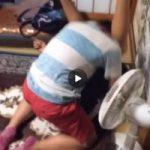 【Vine動画】筋肉童顔のノンケイケメン同士がちんぐり返しピストンでBLイチャイチャおふざけ♪