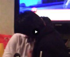 【Vine動画】童顔イケメンのアゴ持ち上げガチキスをするジャニーズ系イケメンw ああ、尊いBLだわ……w