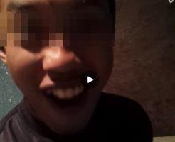 【Vine動画】やんちゃ系筋肉イケメンの放尿が二つに割れてるんだけどw