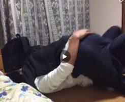 【Vine動画】愛のスパンキングで強烈ピストンw ジャニーズ系美少年同士のBLおふざけが可愛い♪