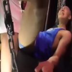 【ゲイ動画】筋肉坊主イケメンをケツ掘りブランコに乗せて輪姦ファックでアヘらせたら、マゾの本性が現れてトロ顔絶頂に噎び泣く!