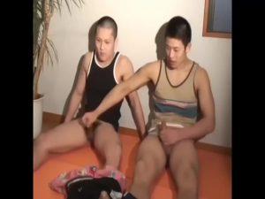【ゲイ動画ビデオ】ジャニーズ系筋肉美少年、短髪坊主筋肉イケメンくんなど、あどけない童顔イケメンくんたちが互いの巨根を扱き合ってバキュームフェラで吸いまくる!