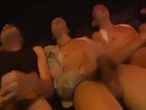 【ゲイ動画】教師の家を訪れた筋肉イケメン好青年が見たものは、奴隷と化したジャニーズ系筋肉美少年の淫猥な乱交だった! いいなり調教でトロ顔絶頂に陥るDK!