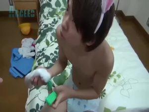 【ゲイ動画ビデオ】もしもしポリスメーン! 小●生なジャニーズ系スリム美少年を拐かして性奴隷犬に仕立て上げる鬼畜お兄さん!