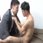 【ゲイ動画】大人の男の恋は切ない…筋肉イケメン大学生を買ったイケメンリーマンはいつしか恋をして、独占欲に巨根を疼かせる