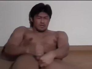 【ゲイ動画ビデオ】ガチムチマッチョな兄貴祭り! ガタイのいい筋肉マッチョイケメンたちのオナニー集!