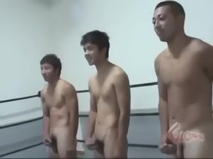 【ゲイ動画ビデオ】マッチョイケメン、EXILE系筋肉イケメンなど三人のノンケ素人イケメンを一カ所に集めて、オナニーや手コキで巨根からザーメンが飛び出しイク瞬間を見せていただきました!