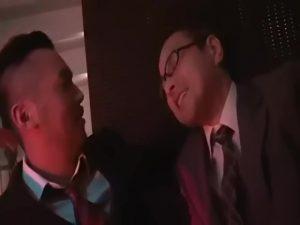 【ゲイ動画ビデオ】やんちゃ系DKイケメンくんが「パパ活」で中年リーマンのケツマンを掘りまくって悪い遊びまで教えちゃう♪