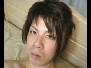 【ゲイ動画】前回ウケ出演だった筋肉イケメンが、今回はタチで美青年相手にロータ責めのタチを見せる!