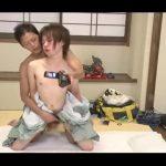 【ゲイ動画】ジャニーズ系スリ筋美少年と温泉イチャイチャデート♪ マッサージしてたら巨根がもっこり大きくなって……♪