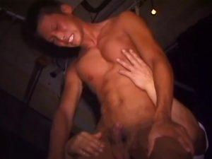 【ゲイ動画ビデオ】EXILE系スリ筋美少年を電マでアナル掘り、そして手コキとカテーテルで尿道責め!