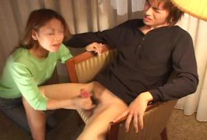 【ゲイ動画ビデオ】遊び人風ヤリチンなジャニーズ系スリ筋美少年が、美女相手に余裕綽々でエッチを仕掛ける!