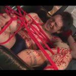 【ゲイ動画】筋肉イケメンを椅子に縛り付けて、蝋責め、スパンキング、アナルディルド挿入で徹底的にオラオラ責めする!