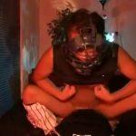 【ゲイ動画】キャッチャーミットをつけたままの筋肉マッチョイケメンを言葉と巨根で舐るようなセックスで虐める!「気持ちいいっ」とガチアヘで中イキ!