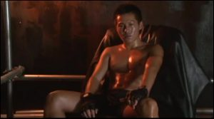 【ゲイ動画ビデオ】やんちゃ系スジ筋イケメンくんはヤリチンノンケ! 今日はゴーグルマンの巨根にアナルを舐められアヘアクメを迎えちゃいます!