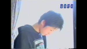 【ゲイ動画】かっこ良すぎるアジア系なジャニーズ系スリ筋美少年の一人エッチで巨根をシコシコしちゃう動画!