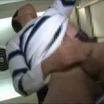 【ゲイ動画】ムラムラが我慢できなくなっちゃったジャニーズ系スリ筋美少年とEXILE系筋肉美少年はエレベーター内で立ちバックファックしちゃって巨根遊びに耽る♪