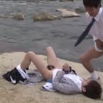 【ゲイ動画】イチャイチャと楽しいBLライフを満喫するジャニーズ系スリ筋美少年。しかしある日嫉妬したEXILE系イケメンが……!