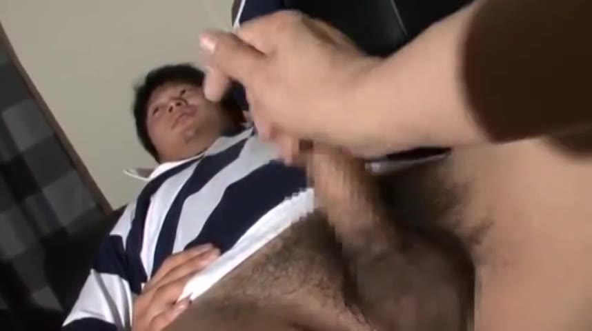 【ゲイ動画】現役でスポーツしてる筋肉イケメンノンケを集めて、初めて男性による愛撫を受けてもらった結果www