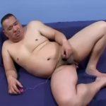 【ゲイ動画】でっぷりと脂の詰まった貫禄ある身体が淫らに跳ねる! ぽっちゃり系中年オヤジのセックス、オナニーオムニバス!
