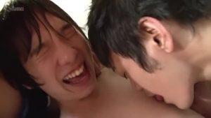 【ゲイ動画ビデオ】浚った幼いジャニーズ系スリム美少年を二人のオラオラ系なやんちゃスジ筋イケメンが3Pファックレイプで輪姦す!