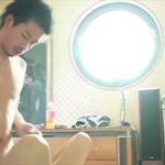 【ゲイ動画】やんちゃ系スジ筋イケメンが美女に夜這いを仕掛け、巨根マシンガンピストンを打ち込む激しいノンケセックス!
