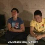 【ゲイ動画】初顔合わせで意気投合! 短髪マッチョなやんちゃイケメンくんが息の合ったプレイで巨根ビンビン!