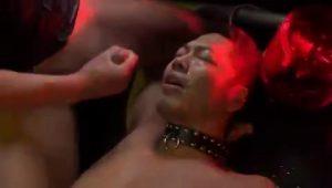 【ゲイ動画ビデオ】ディルドと巨根にガン突きされアナルがグジュグジュ! 筋肉マッチョイケメンの拘束輪姦ぶっかけが卑猥すぎて!