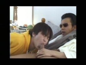 【ゲイ動画ビデオ】「どうだい坊や、男の味も悪くないだろ?」純朴なジャニーズ系スリ筋美少年が、やんちゃスジ筋イケメン兄貴に商品として巨根開発される!