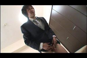【ゲイ動画ビデオ】やんちゃスリ筋イケメンくんにスーツ筋肉イケメンとノンケの巨根オナニーは問答無用で興奮するぜ!