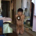 【Vine動画】ジャニーズ系童顔スリムイケメンが何故か全裸で反省謝罪w