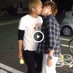 【Vine動画】やんちゃなジャニーズ系スリムイケメンが、喧嘩寸前でキスでイチャイチャが始まる…!