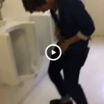 【Vine動画】EXI●E系のやんちゃ系イケメンが巨根と金玉ぽりぽり掻く姿をしっかり撮影したったw