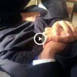 【Vine動画】DKイケメン同士が教室で身体をくっつけ合って巨根をコスコスしちゃうBL的イチャイチャ♪