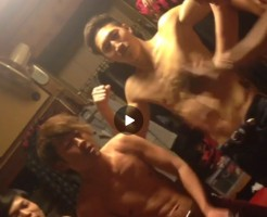 【Vine動画】妙にエロい超絶筋肉イケメン達がセクシーに躍り乱れとる♪