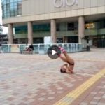 【Vine動画】スリムイケメンがOIOIの前で江頭のものまねをするも玉砕w