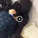 【Vine動画】ジャニーズ系イケメンDKの二人がフェラチオで悶えとるw